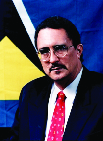 Dr Kenny Anthony, Prime Minister of St. Lucia