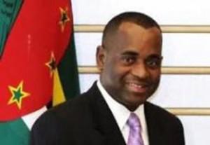 Prime Minister Roosevelt Skerrit, Dominica