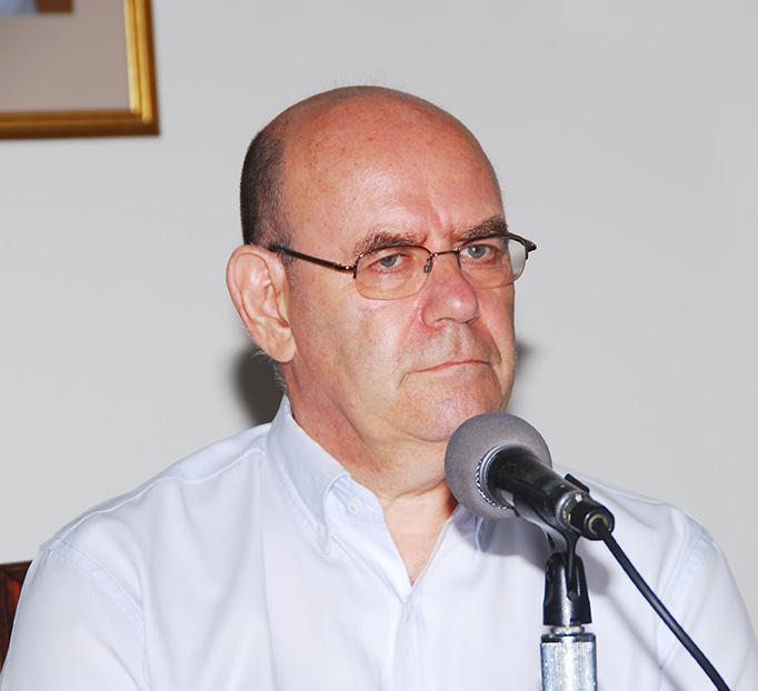 Governor Adrian Davis