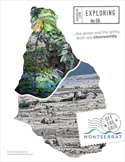 """Suggesting """"All of Montserrat holds its future"""""""