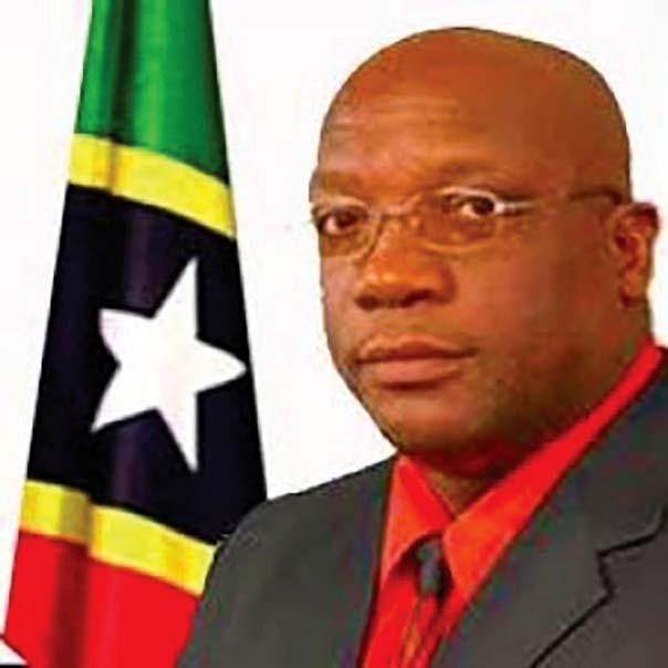 Prime Minister Dr. Timothy Harris, St. Kitts- Nevis