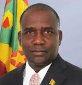 Oliver Joseph Grenada Trade Minister