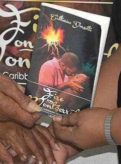 Fire on Montserrat book DSC_2992