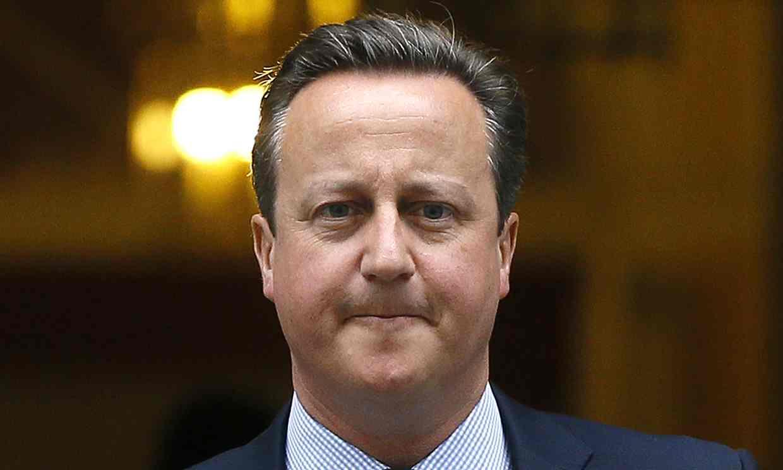 David Cameron (fighting corruption)